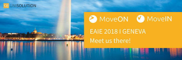 EAIE 2018 Landing page