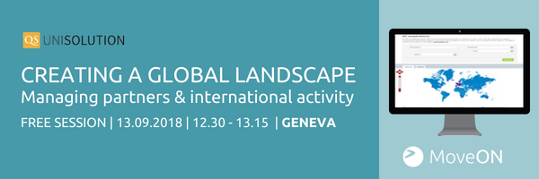 Social - Creating a global landscape – Managing partners and international activity