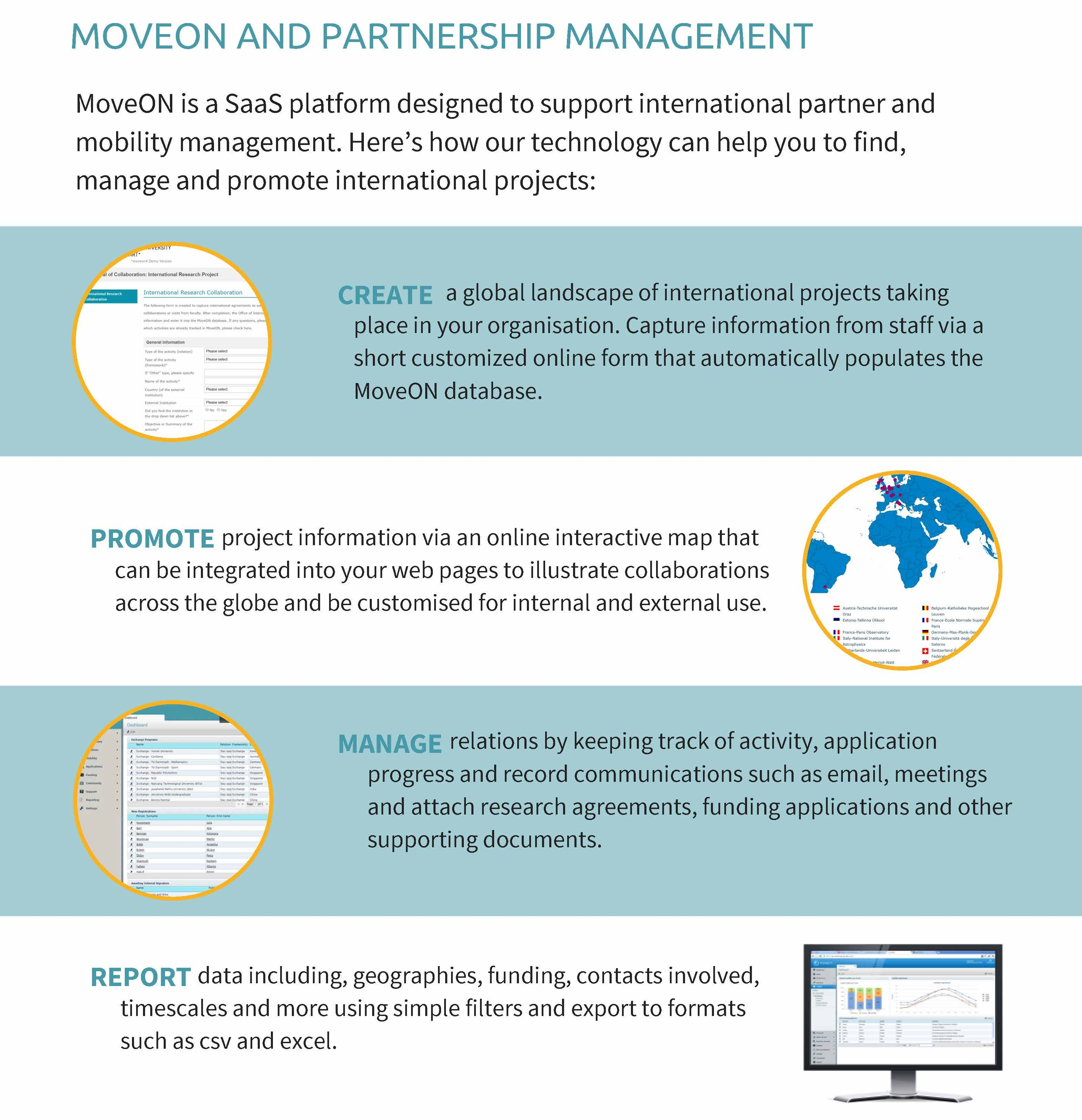Managing and Promoting International Co-operation and Research Projects page 2